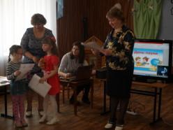 Церемонию награждения начала заведующий Теплякова татьяна Александровна