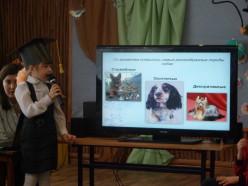 """Познавательно-исследовательский проект """"Собака друг человека?"""", Клюева Варвара"""