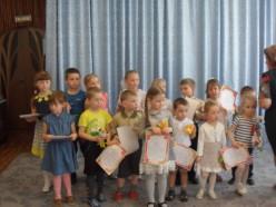 Победитель конкурса  Смирнова Саша